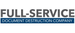 Full-Service Document Destruction Company